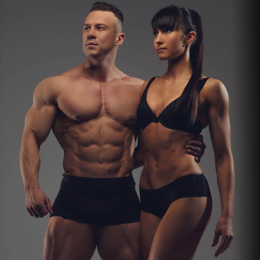 Steroide zur Fettverbrennung und Markierung